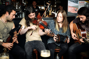 Lynched at the Irish Traditional Music Archive MusicTown 2016