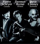 Dermot Byrne, Steve Cooney and Pierre Schryer