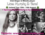 Líosa Murphy & Band @ The Grand Social - Dublin!