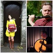 Boyle, Gubbins & Walsh Debut Concert on St Patrick's Day