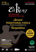 Ed Reavy International Fiddler Competition