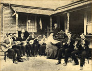 First Irish Old Time Appalachian Musicians Gathering