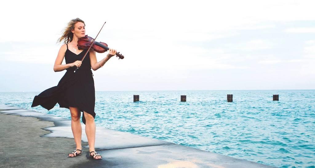 Solo Fiddle Music