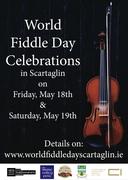 World Fiddle Day Celebrations in Scartaglin