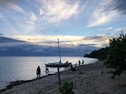 Pandan Island, New Year 2019
