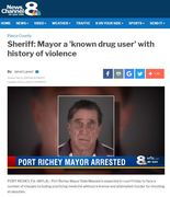 This Guy Is The Mayor?  lol