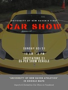 University of New Haven Imports and Domestics Car Show
