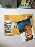 Buz Blurr postcard