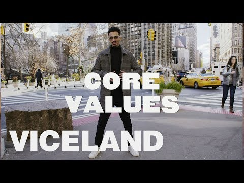 Branding and Core Values | HUSTLE