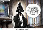 Smollet, the new Darth Vader?