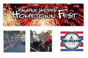 BPC: Bike Valet Parking (HometownFest)