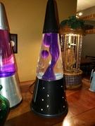 Purple Black wizard