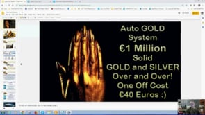 GOLD and SILVER Bullion for Ordinary People with Auto GOLD System Webinar Replay 14th Feb 2019