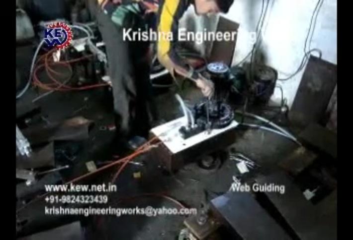 Hydraulic Power Pack for Coating Machine, Web Guide Coating Machine