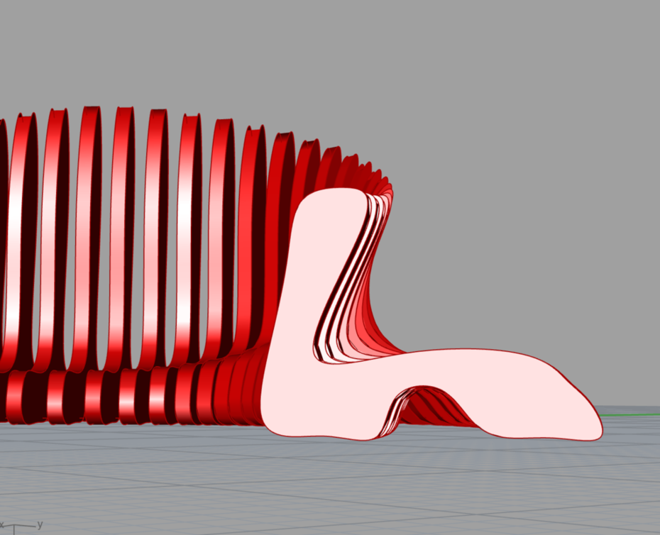 Parashare Bench Seat