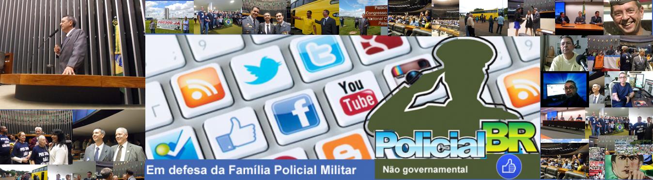 PolicialBR - Rede Social dos Policiais e Bombeiros do Brasil