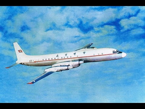 THE SIGHT & THE SOUND 2/12 : Air Koryo IL-18 P-835 inflight documentary from Pyongyang to Samjiyong