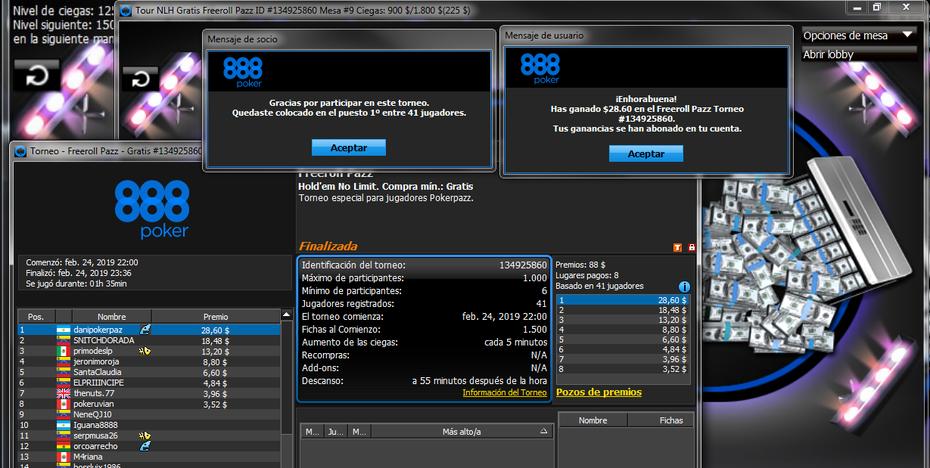 Thanks Pokerpazz Gracias Pokerpazz