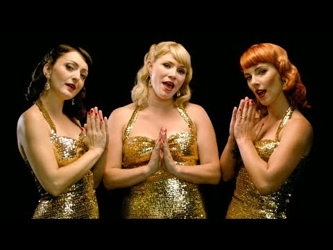 The Speakeasy Three - Minnie The Moocher ( Official Music Video ) 2019