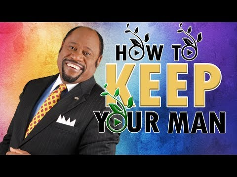 DR Myles Munroe breakdown about Marriage!