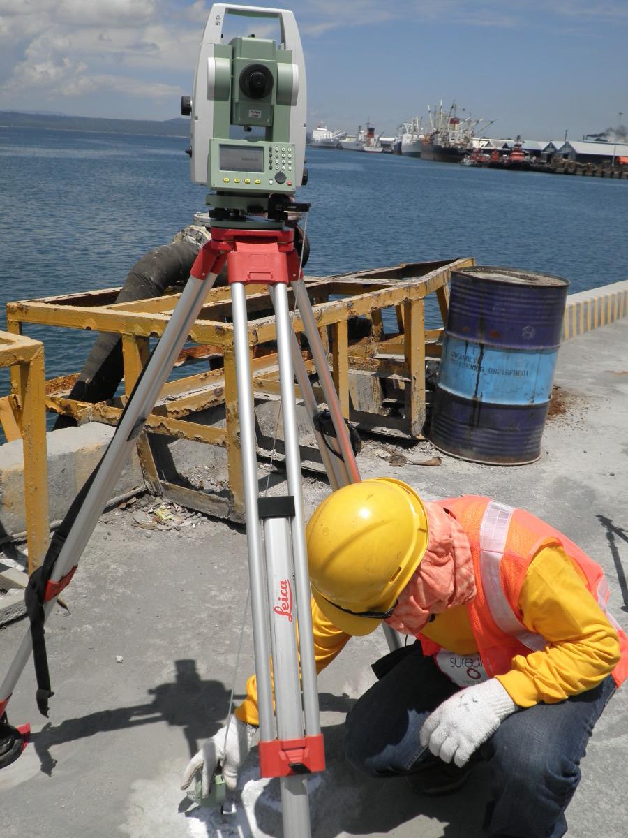 Measuring HI using a height meter