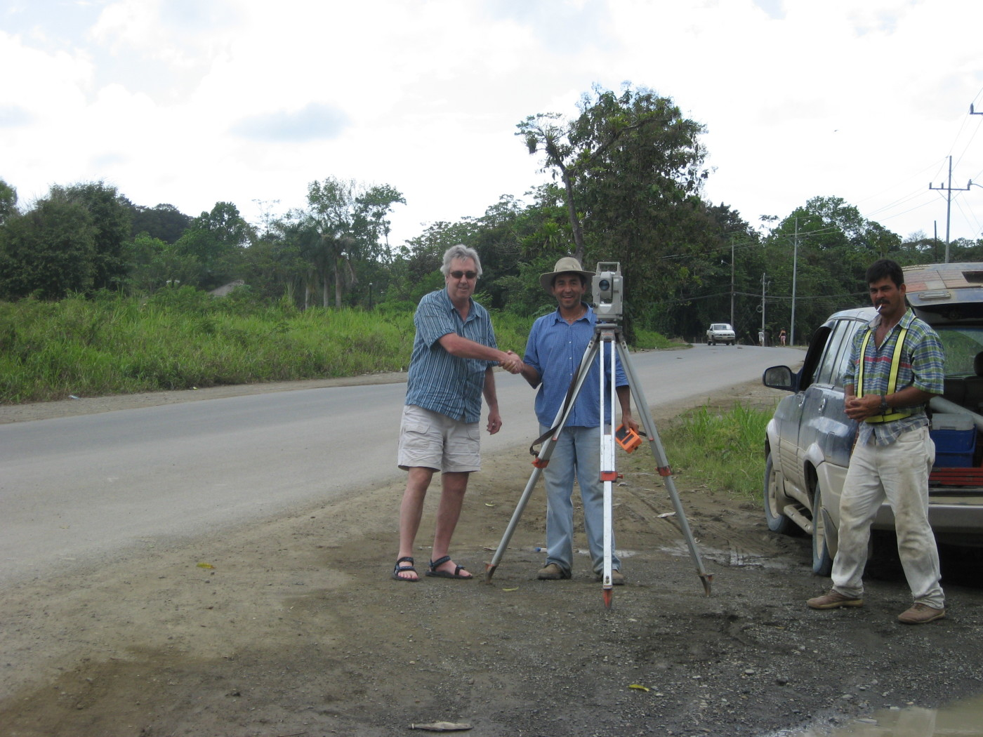 Costa Rica Surveying