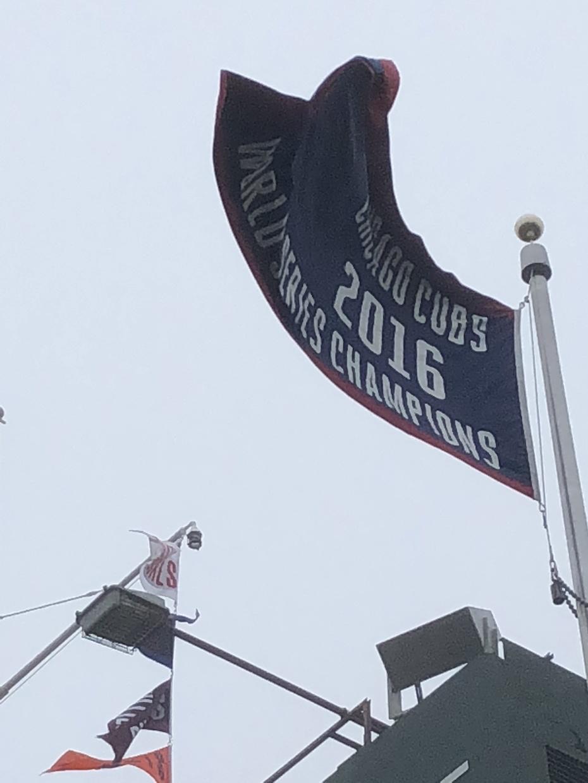 World Series Flag