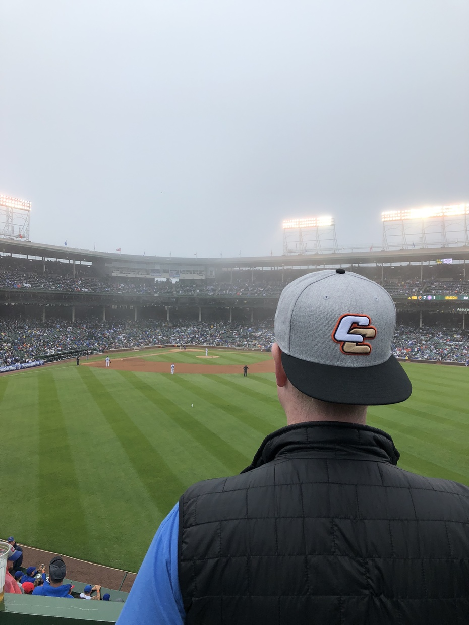 Canberra Cavalry at Wrigley
