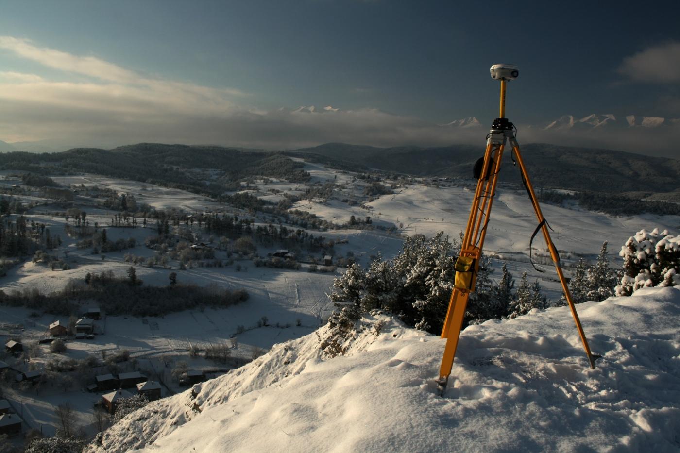 Morning in January, Bulgaria