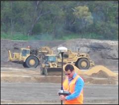 Civil Earthworks Set-out