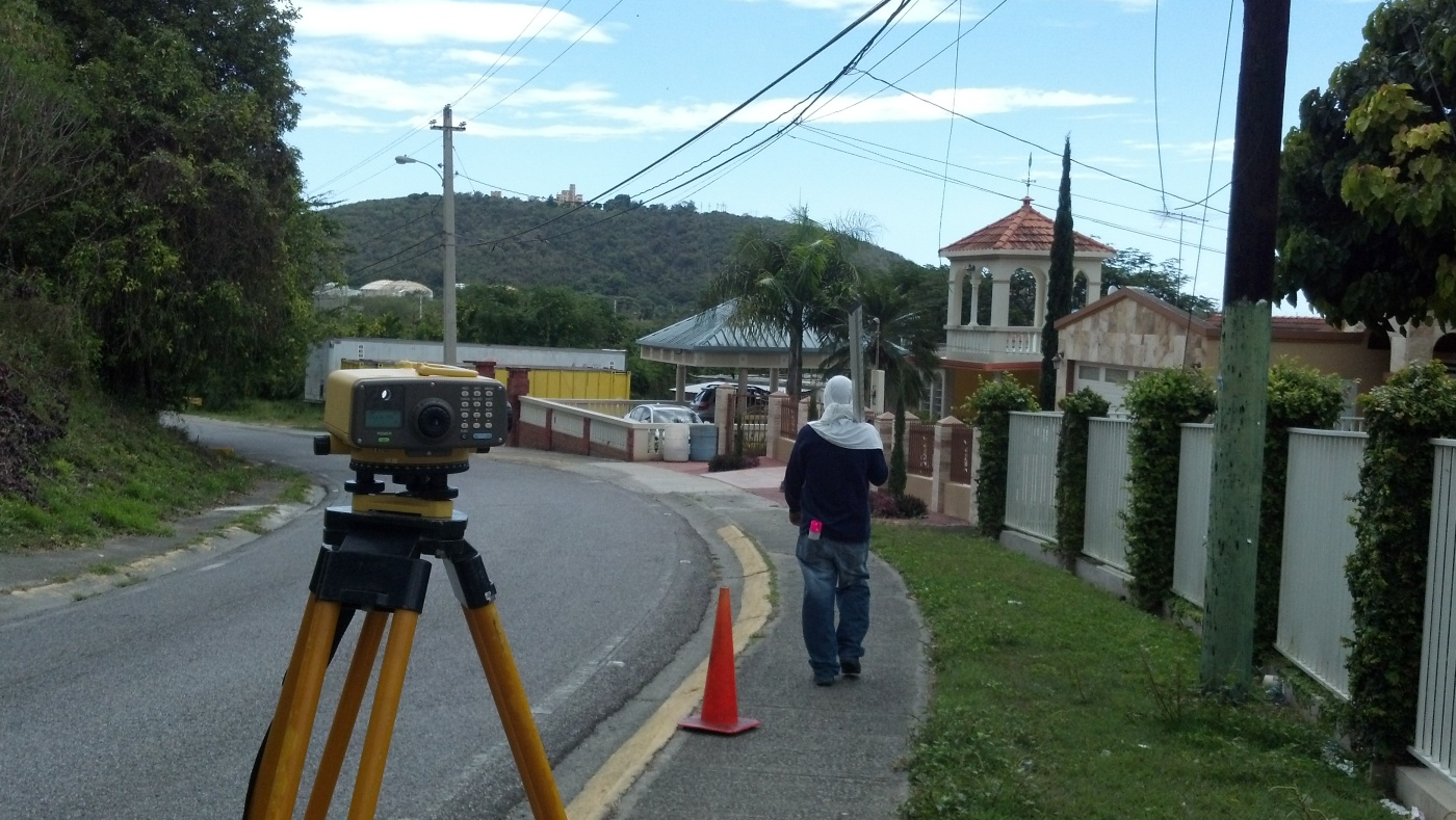 Leveling in Guayanilla pr