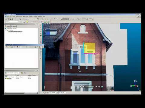 3D Spatial Imaging with Trimble RealWorks Software