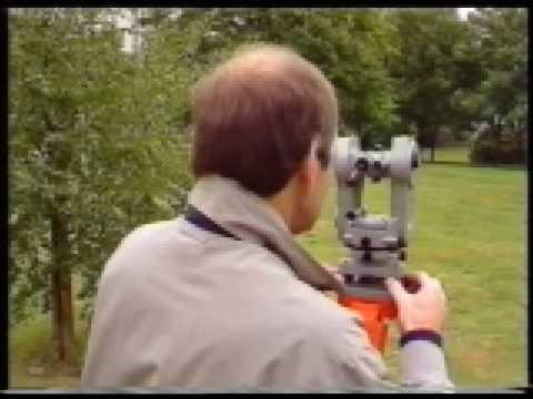Surveying Measuring & Distance 3