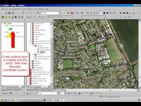 Convert Shape files into kml or kmz (Google) format - Land