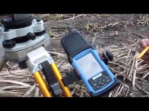 GPS  Spectra Vs Estación Total Sokkia Pt2