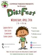 Common Threads 5th Annual Dirt Fest