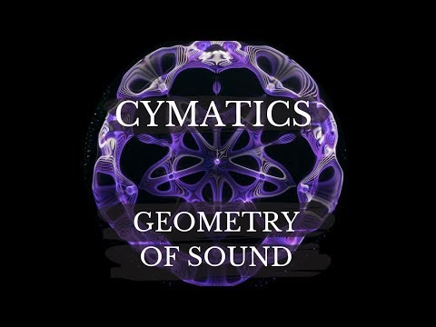 Geometries of Sound Vibration - Cymatic Resonance