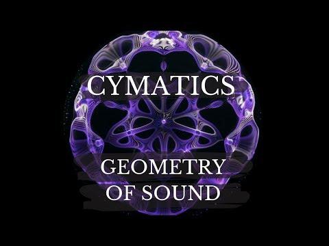 Geometries of Sound Vibration - Cymatic Resonance