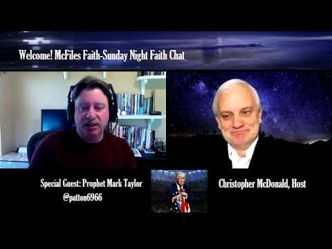 Prophet Mark Taylor On Judgment Facing The Evangelical System In America VGA 480p