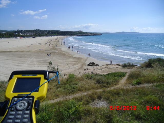 Surveying Spain Coast