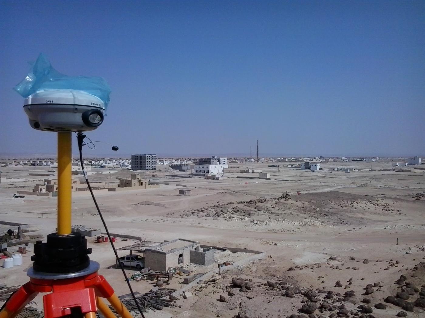 Trimble GPS Surveying Oman