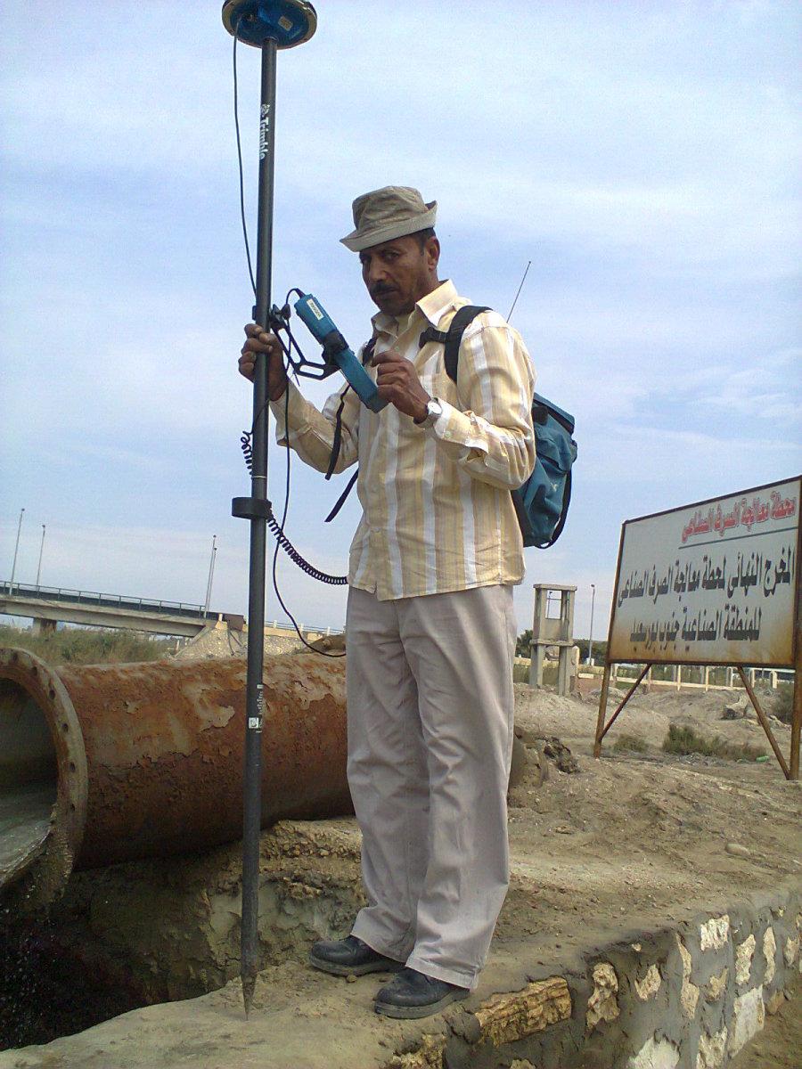 Surveying Egypt