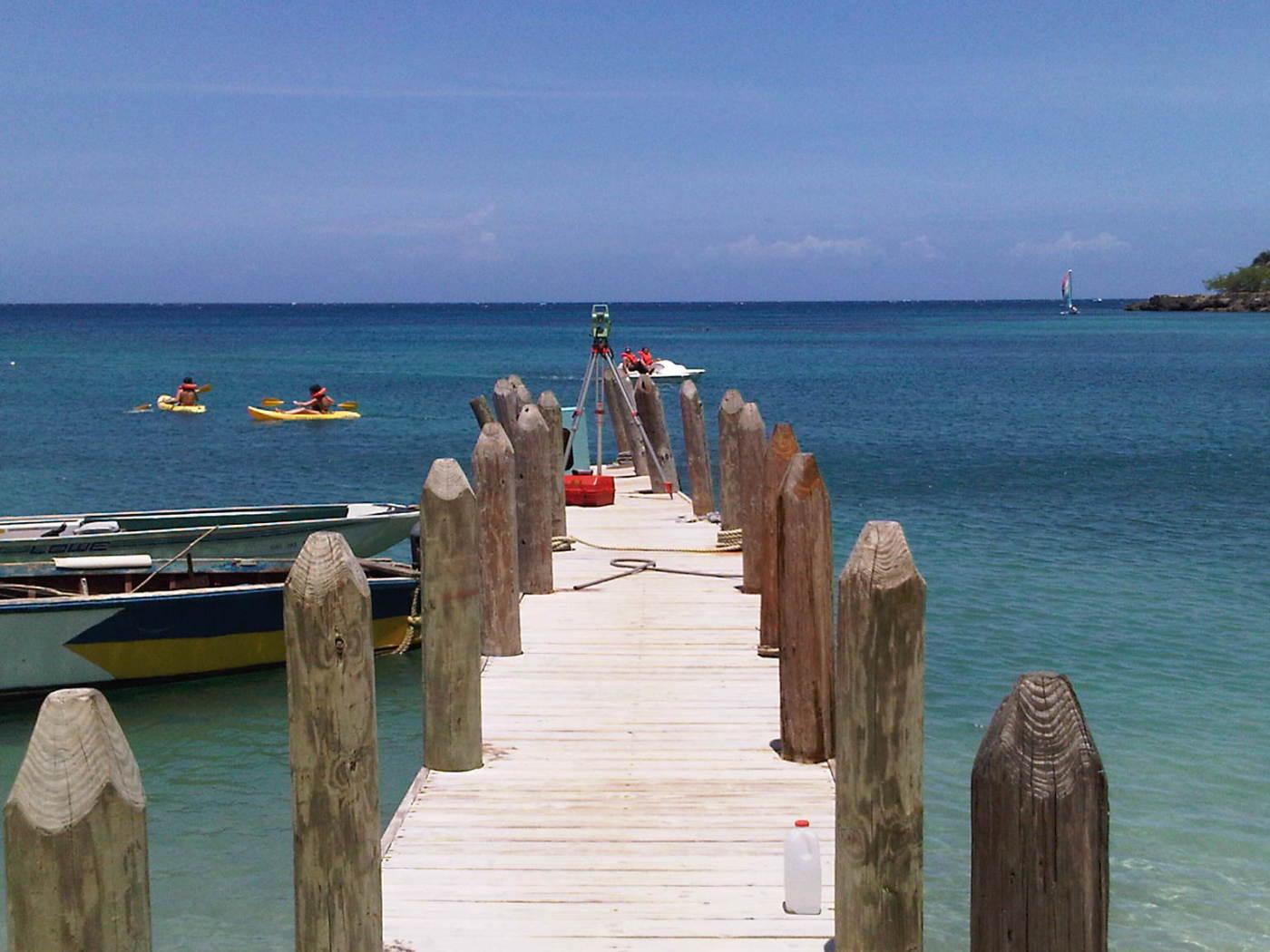 Beach Profile Survey - Hanover, Jamaica