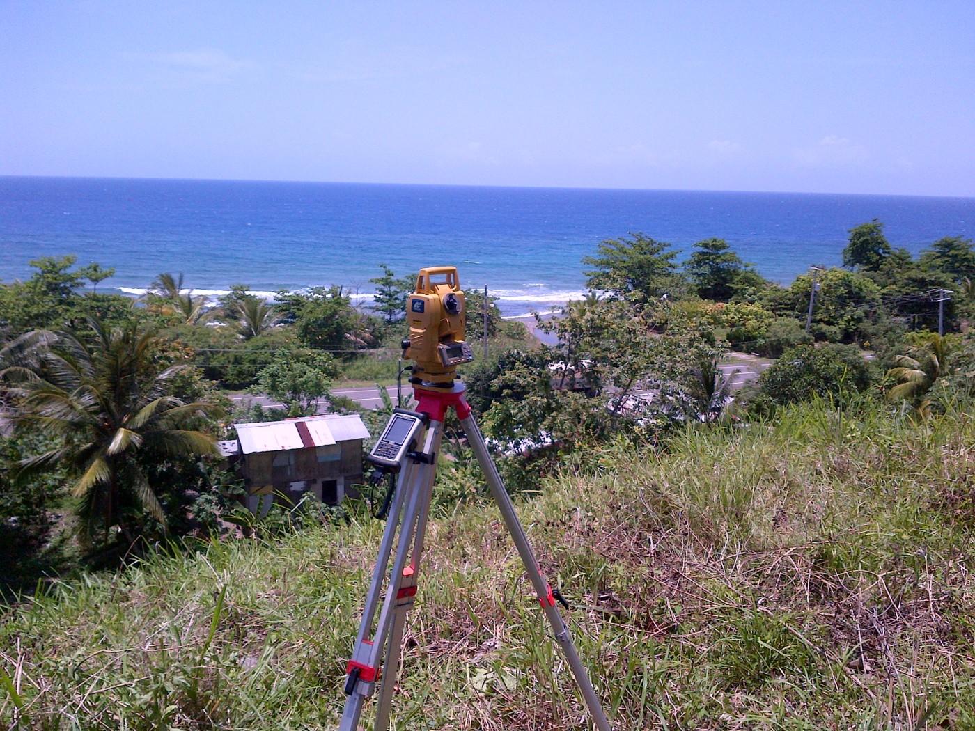 Island Surveying - Portland, Jamaica
