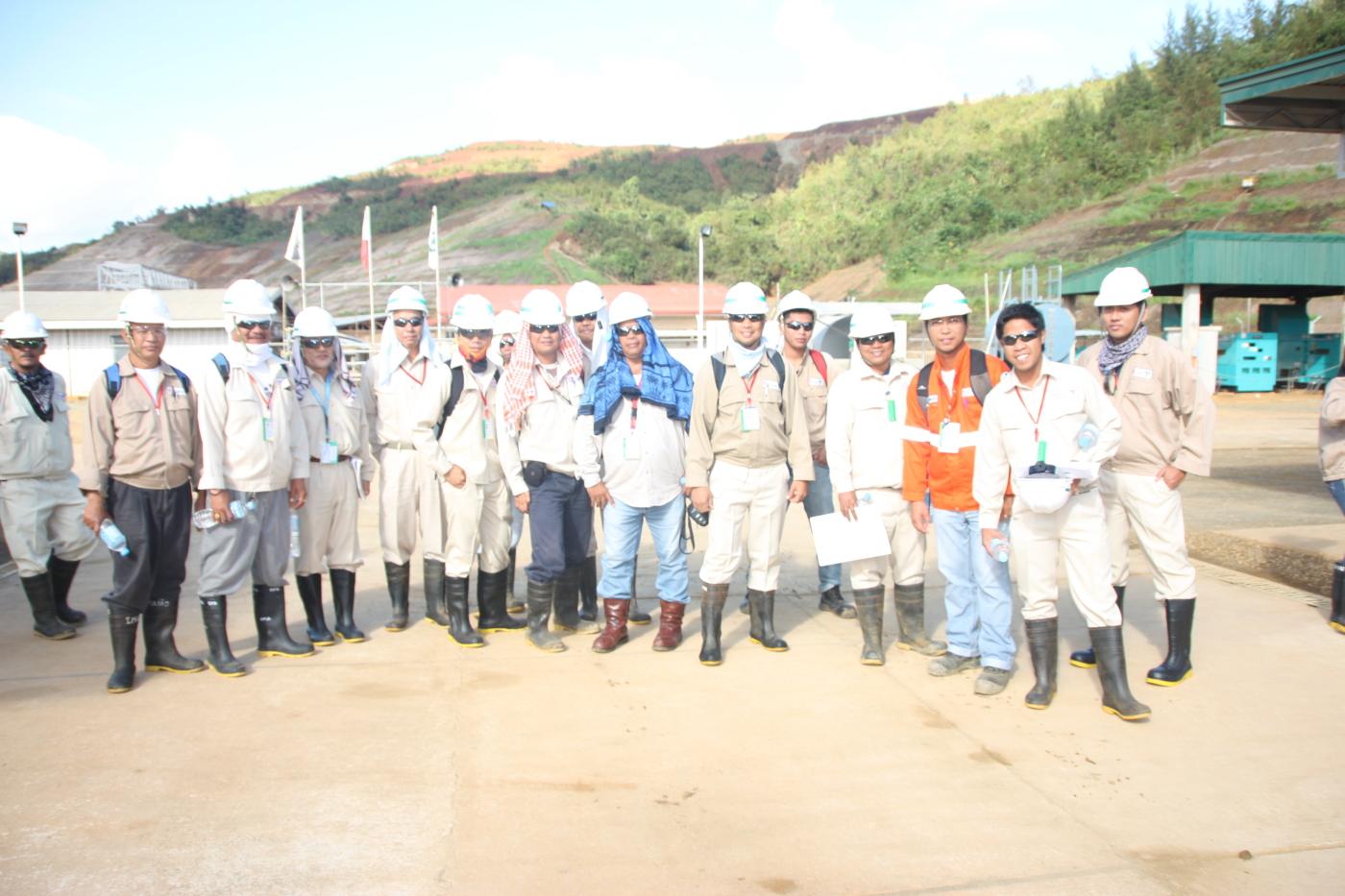 Survey Crew Philippines