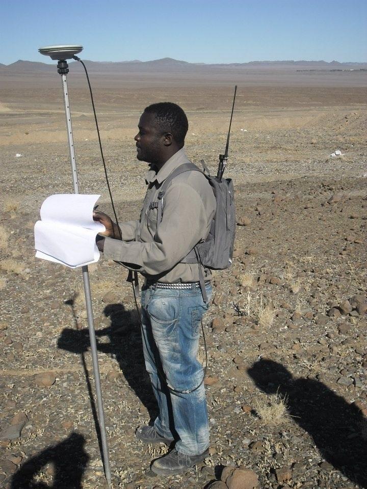 Desert survey