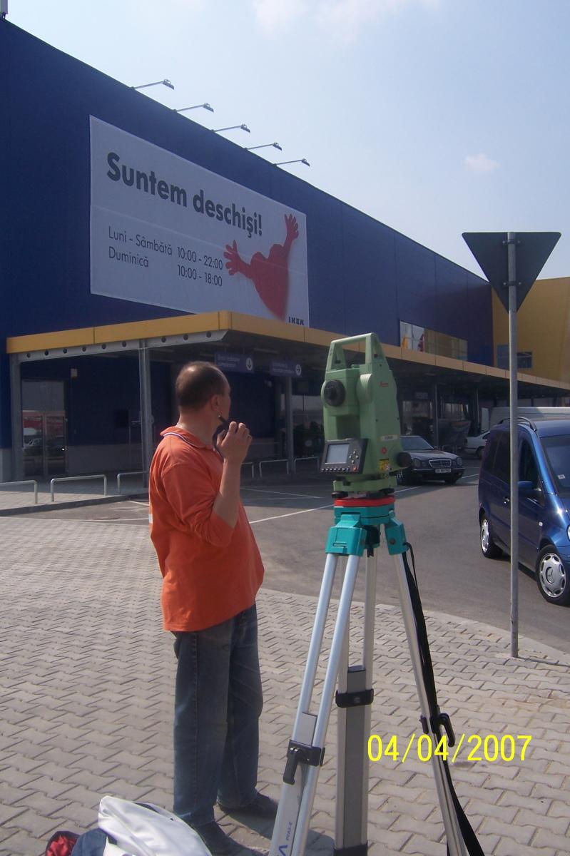 Romania Surveyor