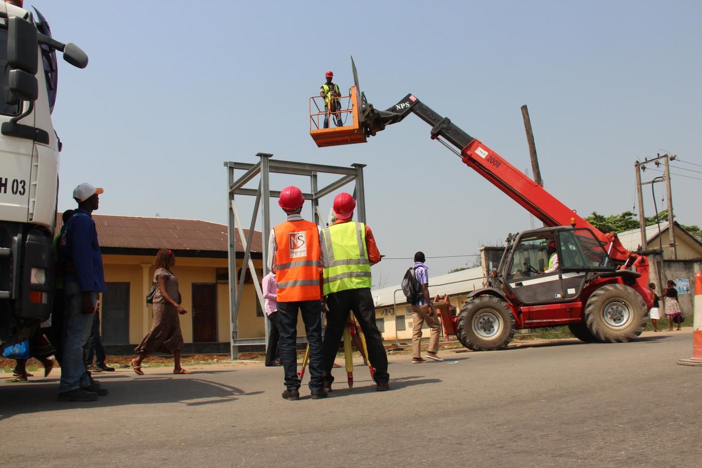 Big Crane Nigeria