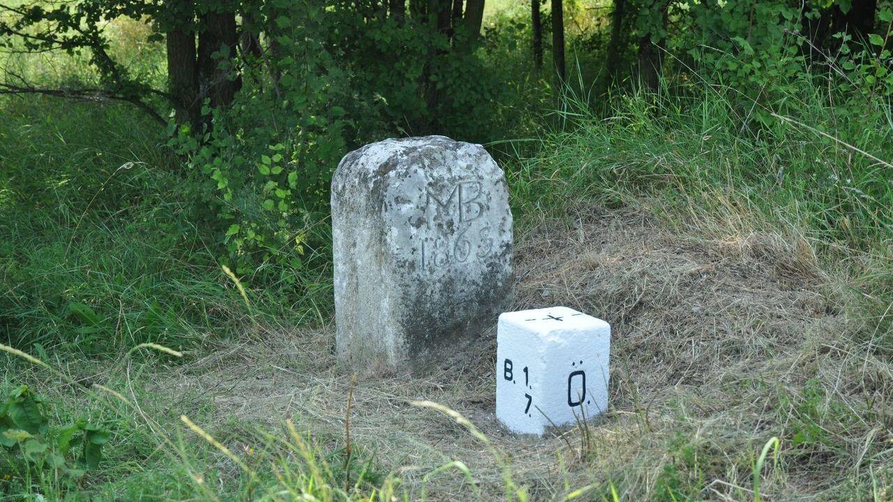 Hungary Survey Monument