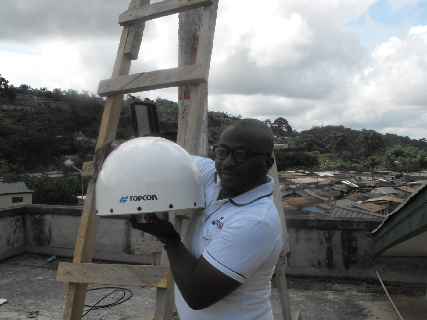 Topcon GNSS Reference Station[NET-G3A]